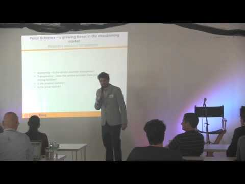 SODM15: Large Scale Mining Operations and Cloudmining from a Regulatory Perspective - Marco Streng
