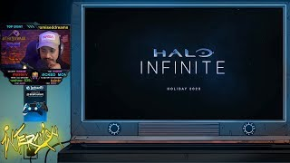 """CDNThe3rd reacts to """"Halo Infinite - E3 2019 - Discover Hope"""""""