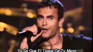 Enrique Iglesias - Be With You (Live) Sub Español
