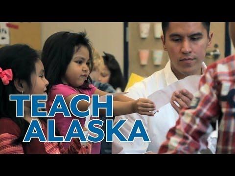 Teach Alaska - Joshua Jackson