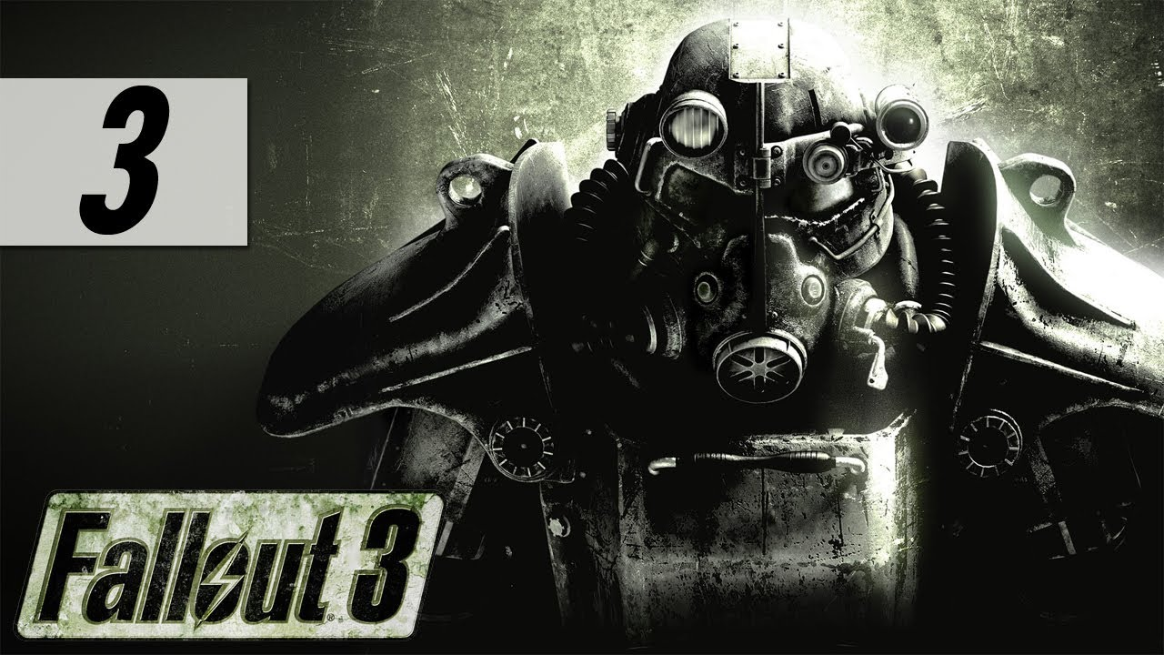 Fallout 3 - Let's Play - Part 3 - 'Welcome To Megaton'