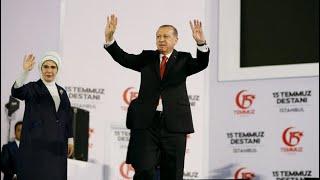 Recep Tayyip Erdoğan'dan Duâ Şiiri
