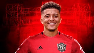 Jadon Sancho To Join Manchester United This Week?! | Euro Transfer Talk