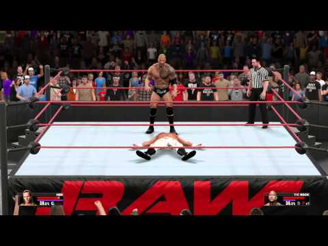 WWE 2K15 - The Most Electrifying Move In All Sports Entertainment