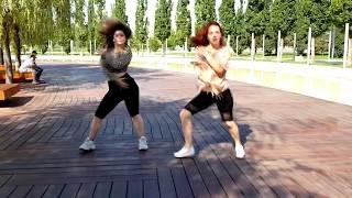 Wiley, Sean Paul, Stefflon Don - Boasty ft. Idris Elba /choreography by Naam Tanya