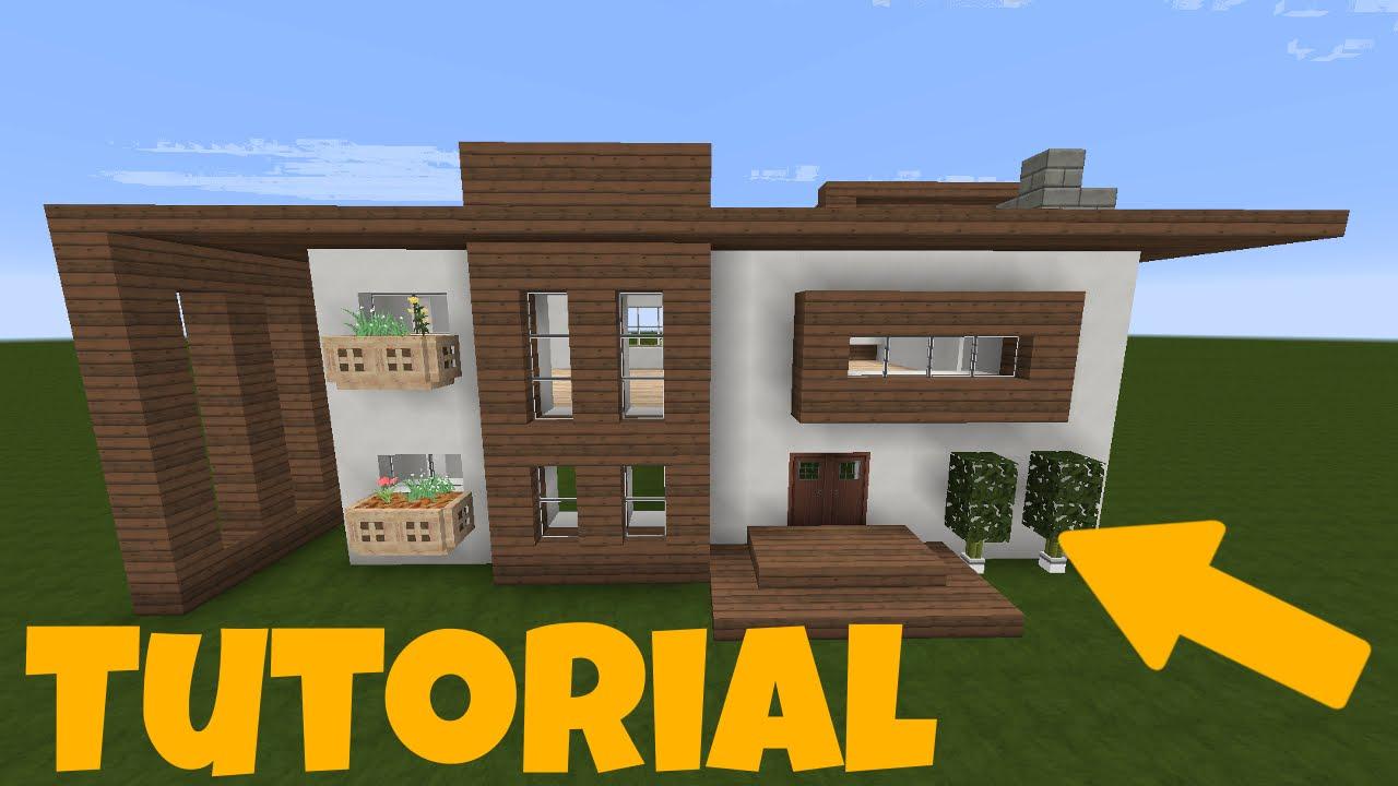 Minecraft Spielen Deutsch Minecraft Haus Bauen Tipps Bild - Minecraft videos hauser bauen