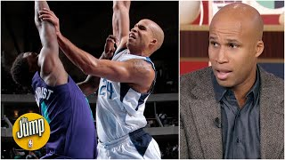 Richard Jefferson reminisces on his epic poster dunk that never was | The Jump