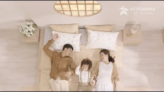 Vietstarmax | Phim quảng cáo TVC Nệm Oyasumi - TVC Đệm Inoac Nhật Bản |Phim doanh nghiệp Viral video