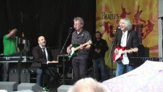 Albert Lee - Leave my Woman Alone - Mathew Street Festival Liverpool 2009