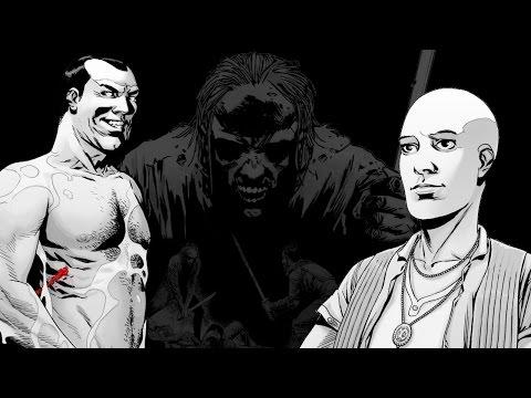 Did Negan already meet The Whisperers? Scar Theory