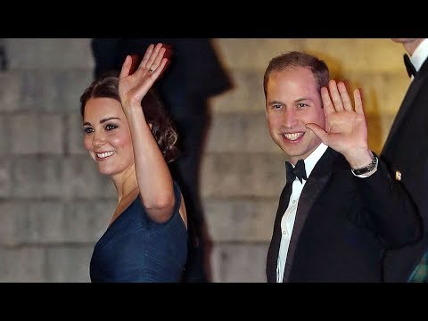prince william and kate first dating