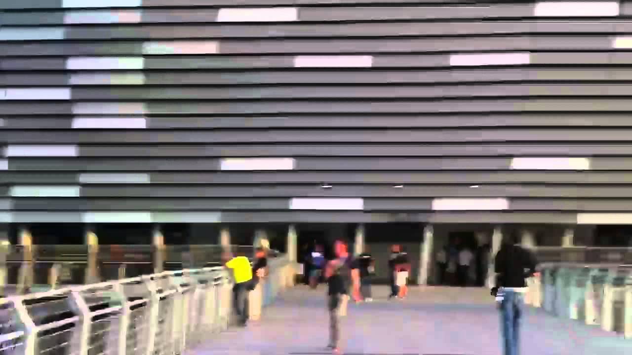 Juventus Stadium Esterno Curva Nord Youtube
