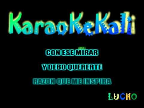 TRIO LOS ASTROS - MOTIVO Y RAZON (KARAOKE DEMO)