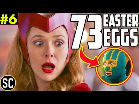 WandaVision Episode 6: Every Easter Egg + Marvel Reference | Full BREAKDOWN