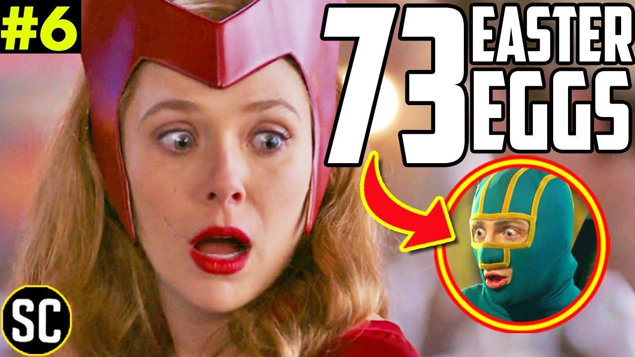 Download WandaVision Episode 6: Every Easter Egg + Marvel Reference   Full BREAKDOWN