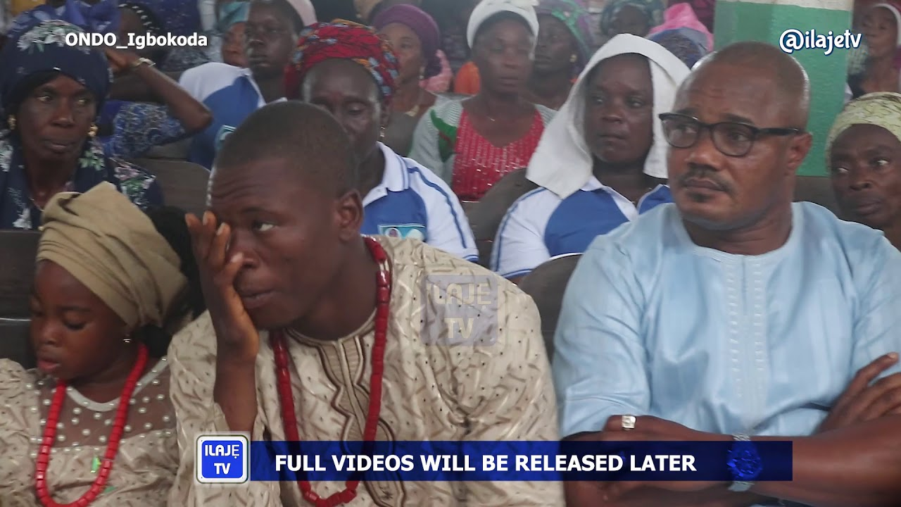 Download Ilaje TV - Preliminary Edits of video comp-ilation of Rev Malato Emitayo Ikuesan