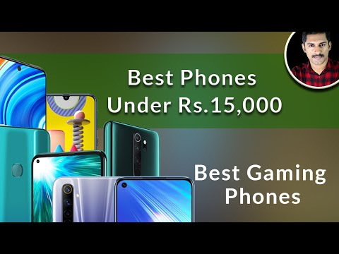 Best 3 Phones Under 15000 /Best 3 Gaming Phones Under 15000