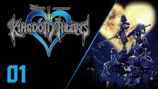 KINGDOM HEARTS HD 1.5 + 2.5 REMIX #1