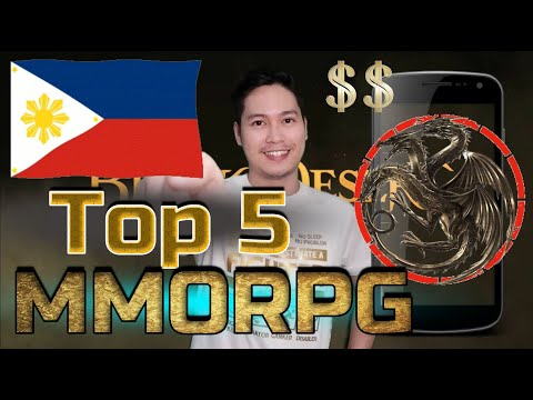 Top 5 Upcoming Mobile MMORPG Philippines 2019-2020