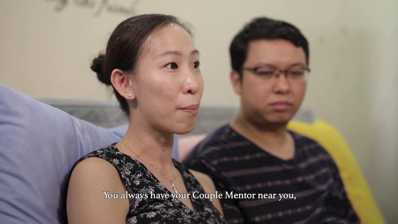 9cc372a4e91 Couple Mentor Journey - Mentor Trailer - YouTube