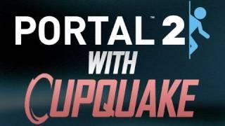 portal 2 with cupquake ep 6