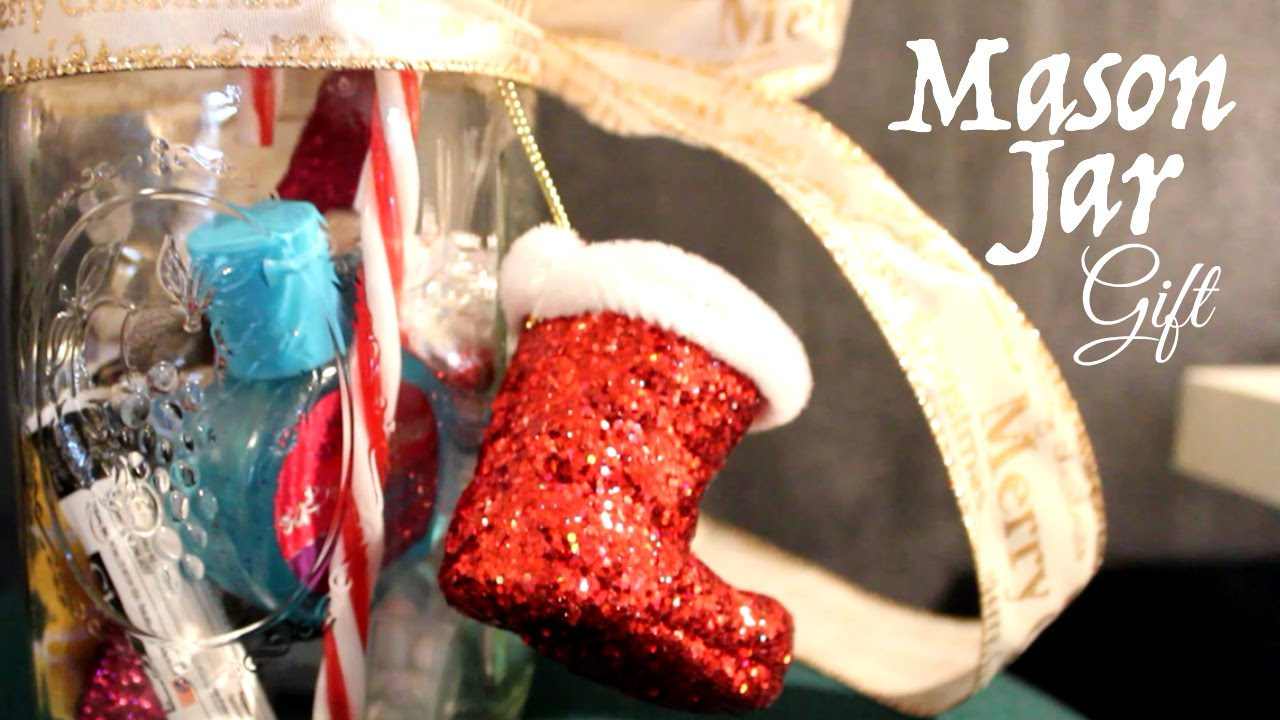 5 dollar tree mason jar christmas gift idea ytmm handmade holidays collab youtube - Christmas Gifts Under 5 Dollars