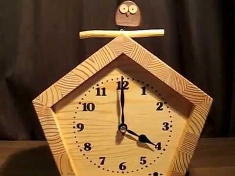 Clock from Japan 2 ( Full Hour )