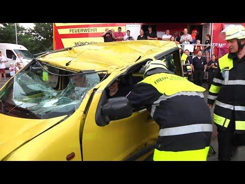 Freiwillige Feuerwehr in Bayern - von wegen Laien