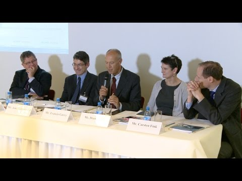 World IP Report Panel: Will Innovation Drive Future Growth?