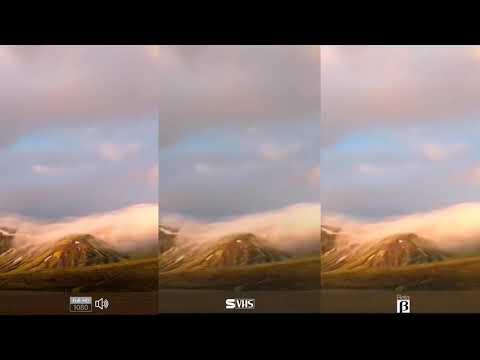 HD/S-VHS/SuperBeta Quality Comparison [Perfect 10]