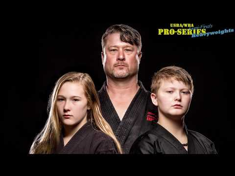 USBA/WBA 2018 Pro Series- Meet Master Clinton Murphy