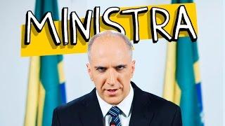 Vídeo - Ministra