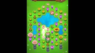 Blossom Blast Saga Level 207 No Boosters