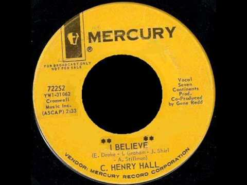 C. Henry Hall - I Believe - MERCURY 72252