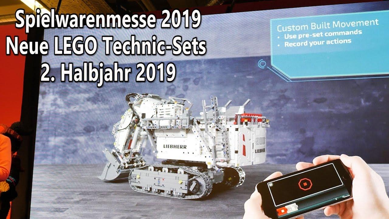 Lego Technic Neuheiten 2019 Bilder