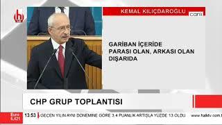 CHP Grup Toplantısı 16 Temmuz / Kılıçdaroğlu'ndan Erdoğan'a çok zor sorular
