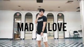 "Gabe De Guzman ""Mad Love"" - Sean Paul, David Guetta ft. Becky G Choreography Brian Esperon"