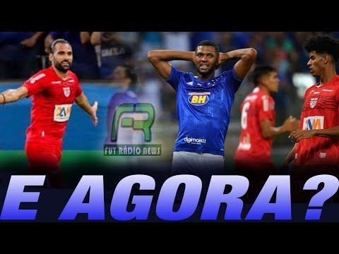 Cruzeiro x CRB Ao Vivo