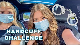 HANDCUFFED TO MY BEST FRIEND FOR 24 HOURS!!!