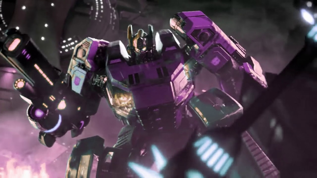 Download Transformers Fall of Cybertron Shattered Glass Trailer