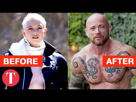 Fitness Guy Transforms into Feminine | TransSingle from YouTube · Duration:  4 minutes 44 seconds