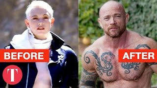 10 Guys Who Were Born Female