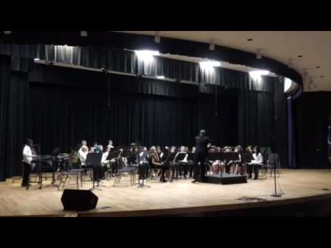 Aynor middle school winter concert