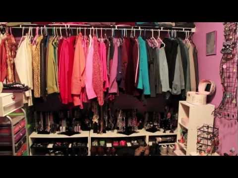 Organizing My Closet And Jewelry Boutique 2013 ~The Reveal!