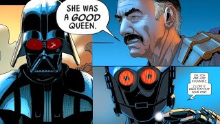 When Darth Vader Punished Padme's Doctor(Canon) - Star Wars Comics Explained