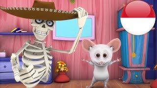 Tulangmu | Lagu Anak | kartun anak | lagu anak populer | taman kanak-kanak | Little Treehouse | Bone