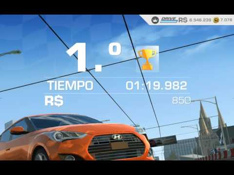 Real Racing 3. Hyundai Veloster Turbo