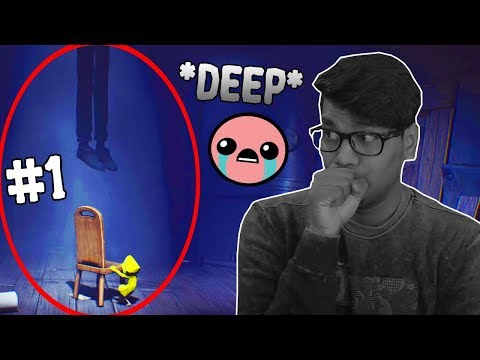 A Sweet But *DARK* Horror Game (SCARY) | Little Nightmares #1 |