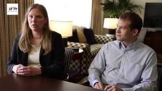 LGBTQ MBA Profile: Heather Bortz & Nate Creger of UNC Kenan-Flagler Pride Club