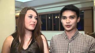 Aiman Ricky - Amanda Gonzales Pacaran?
